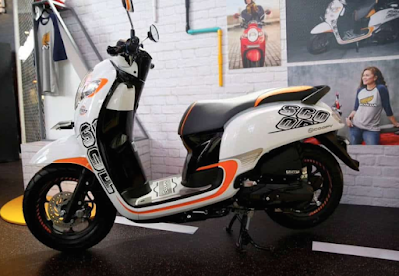 Modifikasi Scoopy Simpel