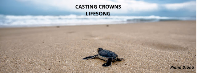Casting Crowns: Lifesong l Piano Diana