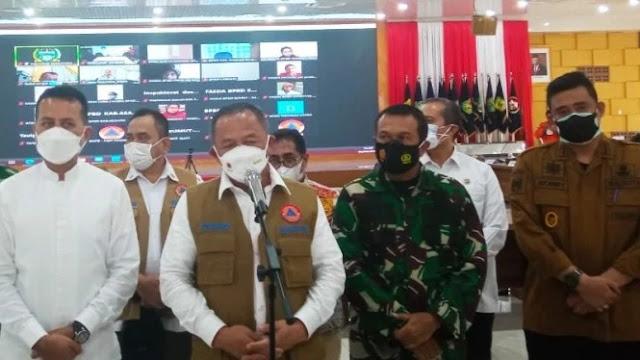 Kerumunan Vaksin di Sumut, Letjen Ganip: Warga Khawatir Kehabisan