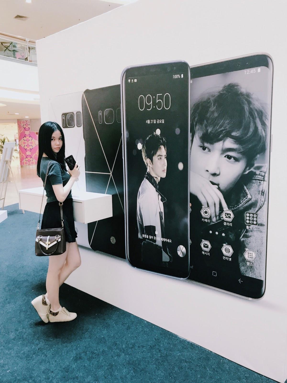 huge discount a4846 72b93 JOILYNN: Samsung Galaxy S8   S8+ X EXO Phone Case