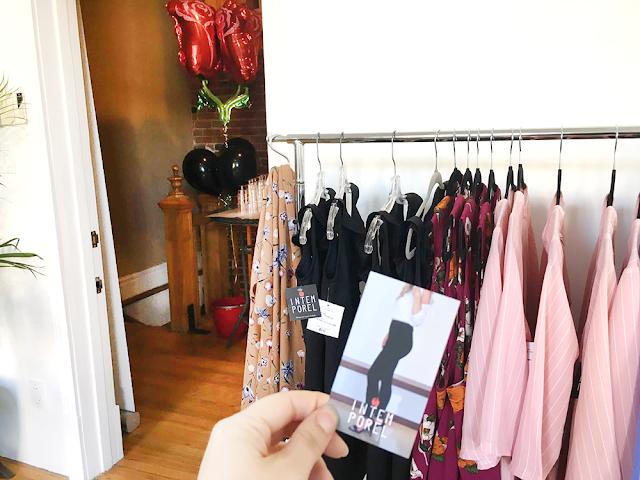 atelier-boutique Intemporel mode vêtements trois-rivières