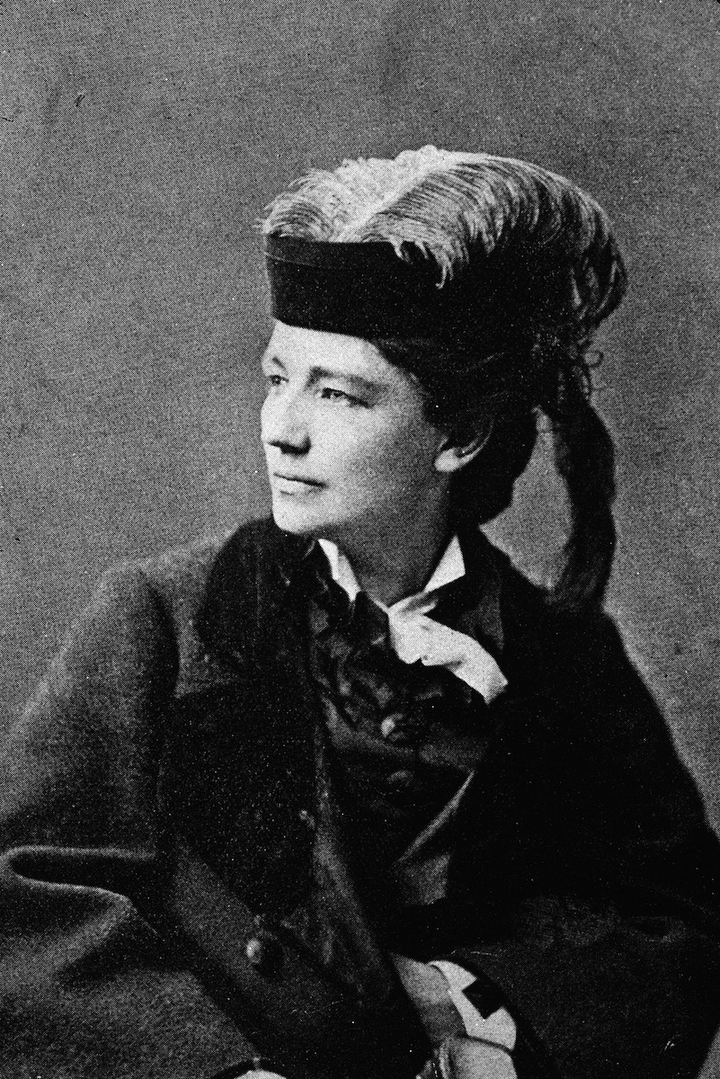 woodhull single girls Victoria woodhull was the first woman to run for  an educator and single mother who raised  all the women who have run for president of the us.