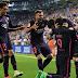 Barcelona goleó a Espanyol en el derby catalán y sigue al acecho del Real Madrid