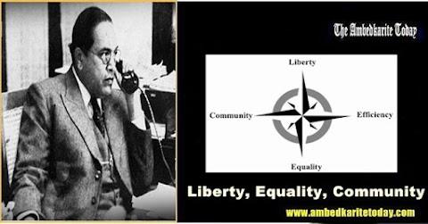 Dr. Babasaheb Ambedkar's Vision Of A New Social Order [ Liberty, Equality, Community ]