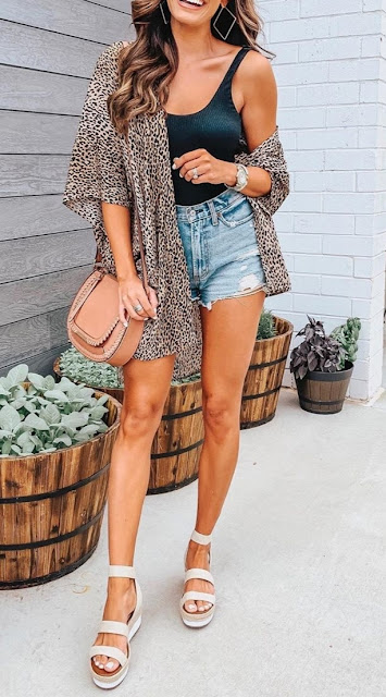 Gorgeous Summer Outfits To Try Now