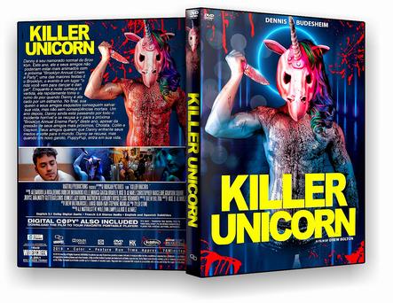 DVD Killer Unicorn - ISO