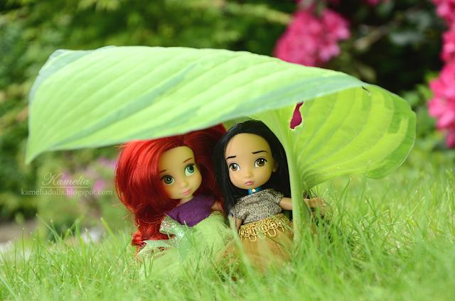 "5"" Pocahontas doll"