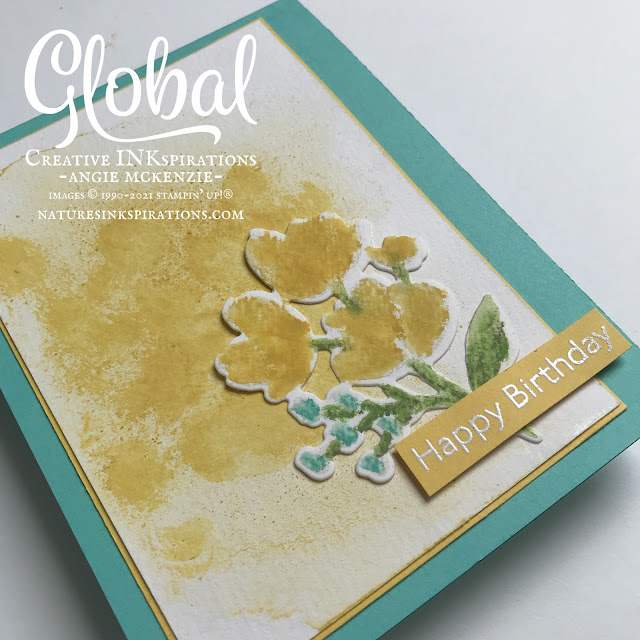 By Angie McKenzie for Global Creative Inkspirations; Click READ or VISIT to go to my blog for details! Featuring the new Soft Pastels Assortment from the 2021-2022 Annual Catalog and the and the Art Gallery Bundle featured on the front cover of the January-June 2021 Mini Catalog; #stampinup #handmadecards #naturesinkspirations #occasioncards #artgallerystampset #floralgallerydies #artgallerybundle #janjun2021minicatalog #lovelyyoustampset #softpastelsassortment #20212022annualcatalog #cardtechniques #globalcreativeinkspirations #gcibloghop #makingotherssmileonecreationatatime