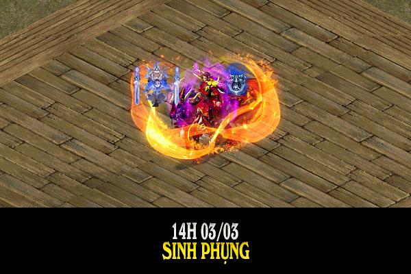 open - KiemTheHoaPhung.com - OPEN sv Sinh Phung 14H 03/03 - BIG UPDATE THÁNG 3 - HOT 1