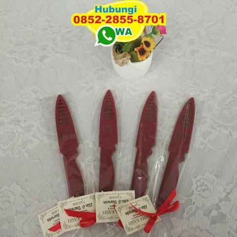 souvenir pernikahan pisau murah 54089