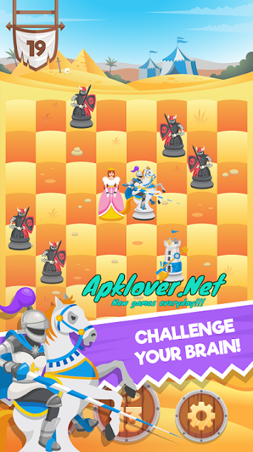 Knight Saves Queen MOD APK unlimited money