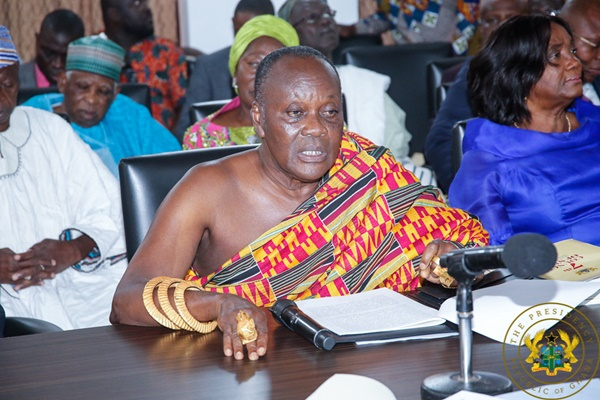 """Ghana Blessed To Have A Listening President"" – Council Of State"