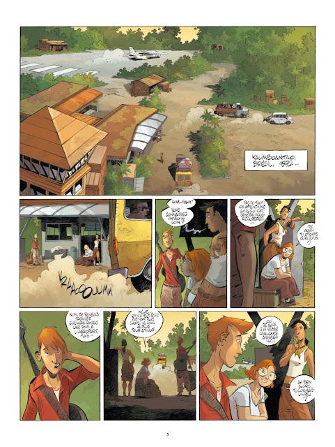 Un putain de salopard Tome 1 - Isabel aux éditions Rue de Sèvres Page 5