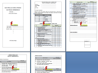 Contoh Format Penilaian Kinerja Guru (PKG) Paud Format Word