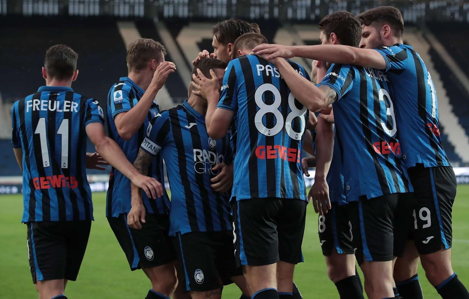 El Atalanta sigue en la senda ganadora en la Serie A de Italia