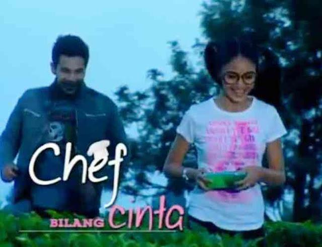 Daftar Nama Pemain FTV Chef Bilang Cinta SCTV Lengkap