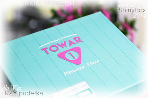 Shiny Box - listopad 2014 | 3 pudełka dla Was - czytaj dalej »
