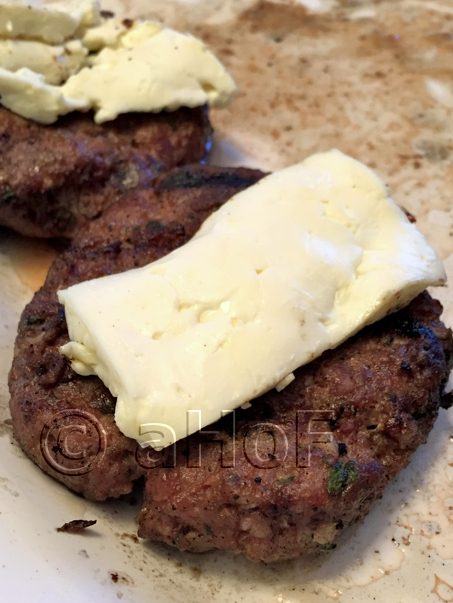 Perfectly Grilled Lamb Burgers