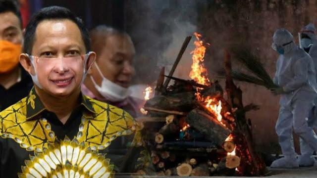 Tito Bicara Jenazah Covid Baiknya Dibakar, Pengamat: Parah! Menkes aja Gak Mau Ngomong Gitu