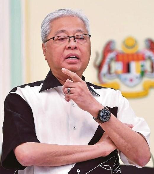 Pelantikan Ismail Sabri Untuk Kukuhkan Mahiaddin