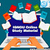 IGNOU is Offering the 15% Discount on Online Study Material