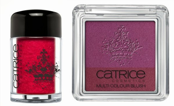 Rocking Royals by CATRICE – Multi Colour Blush - Velvet Nail Powder