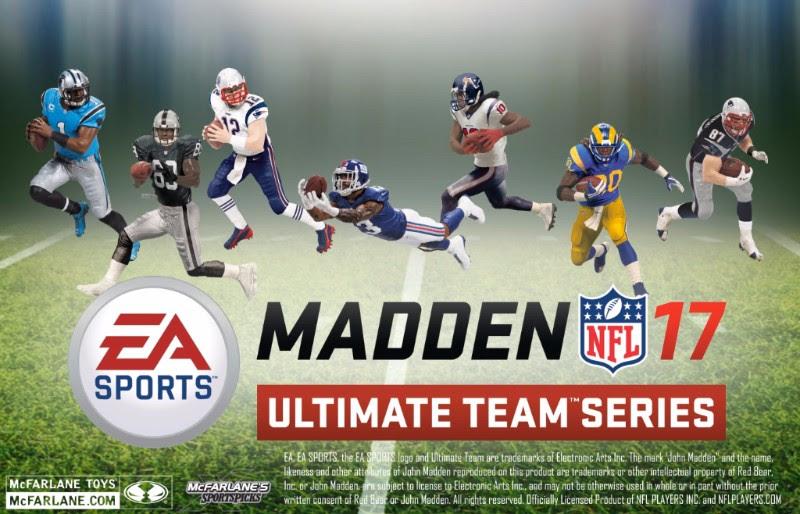 Madden NFL 17 Digital Code
