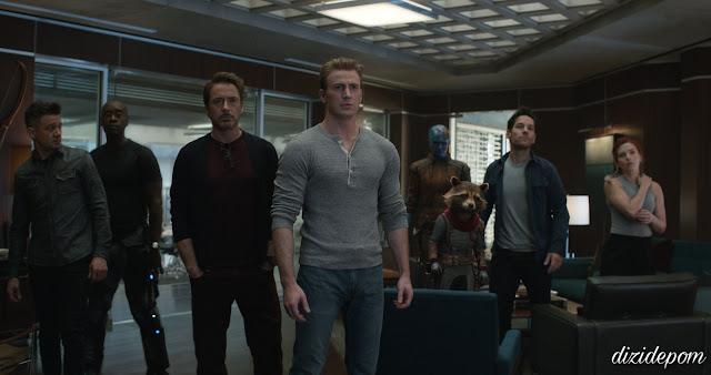 Avengers: Endgame (Yenilmezler 4: Son Oyun) Filmi İndir
