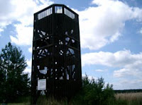 Aussichtsturm Schaplowseen Runtour