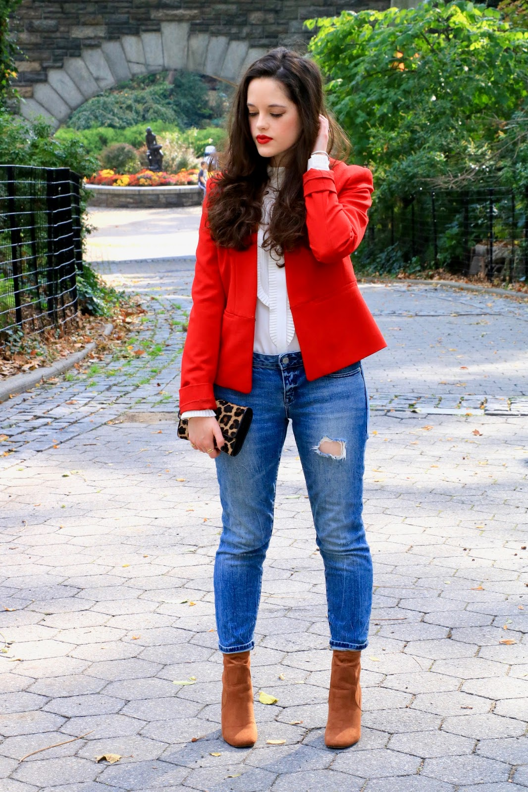 fall fashion blogger
