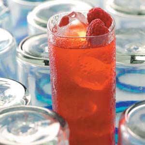Raspberry Sweet Tea #raspberry #drink #fres #tea #cocktail