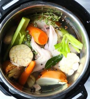 Amazing Chicken Stock Recipe