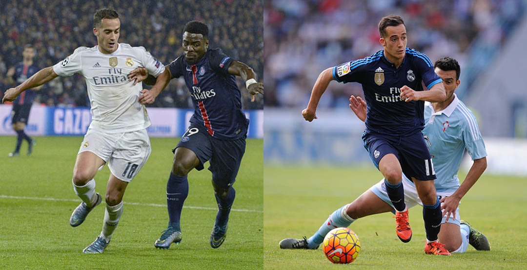 a83b743d1c Discount Real Madrid s Lucas Vázquez to Join Adidas