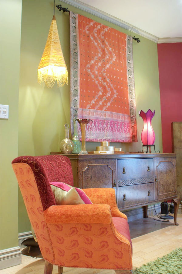 Interiors By Jacquin 8 Ways To Hang A Tapestry At Home