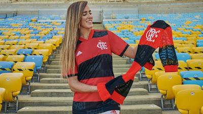 Flamengo 2021 Home Kits