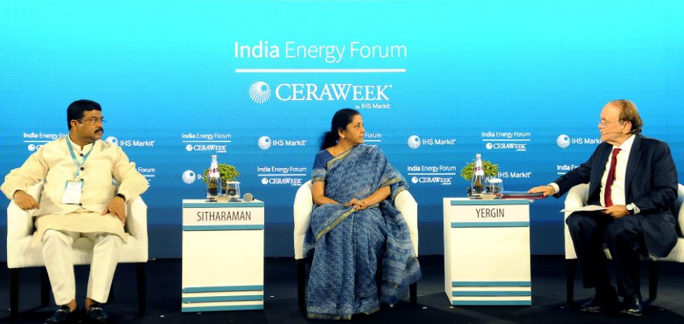 INDIA ENERGY FORUM, Daily Current Affairs: 15th October 2019