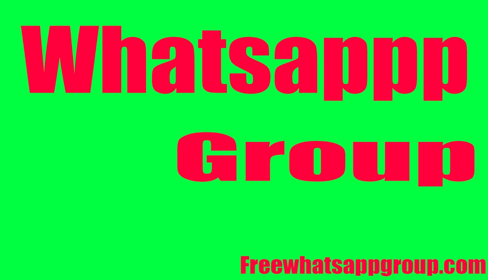 whatsapp group link, whatsapp group