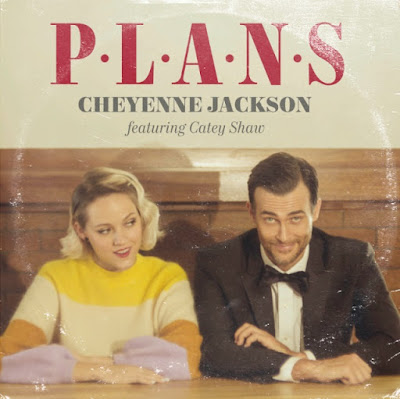 "Cheyenne Jackson Releases Holiday Song ""Plans"" ft. Catey Shaw"
