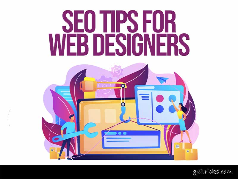 SEO Tips For Web Designers