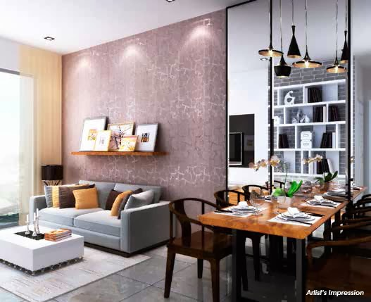 Prestige Point Living Dining