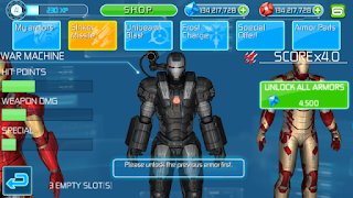 Iron Man 3 apk + obb