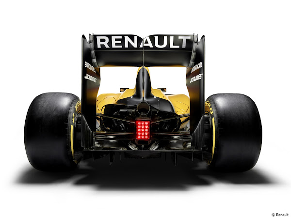 Renault Sport F1 RS16 2016