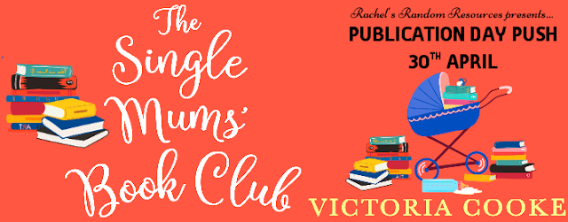 The Single Mum's Book Club by Victoria Cooke blog tour banner