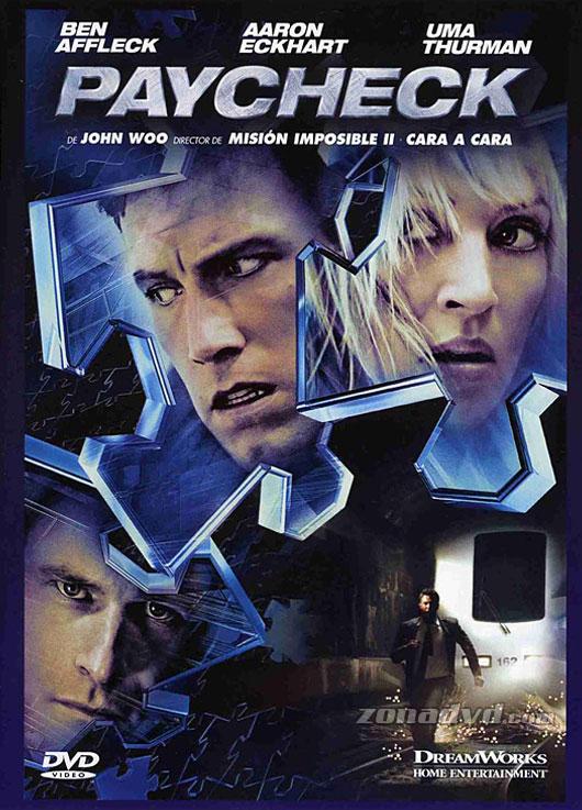 póster de la película Paycheck