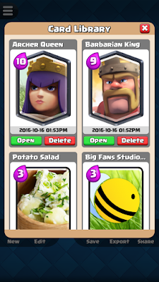 Card Creator For Clash Royale v1.1 Apk-1