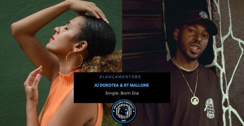 """Novo single da Ju Dorotea """"Bom Dia"""" tem tradução em Libras (part. RT Mallone)"""