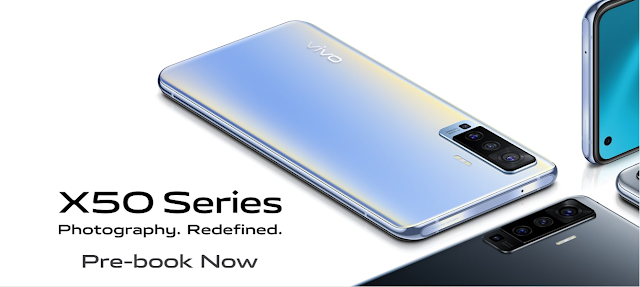 Vivo X50 Pro first look and Specification