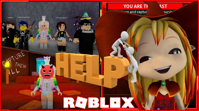 Roblox Flee the Facility Gameplay! Started Alone and Ended up with full server of FRIENDS! THANKS!