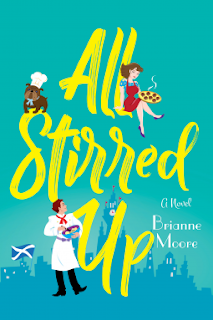 All Stirred Up by Brianna Moore