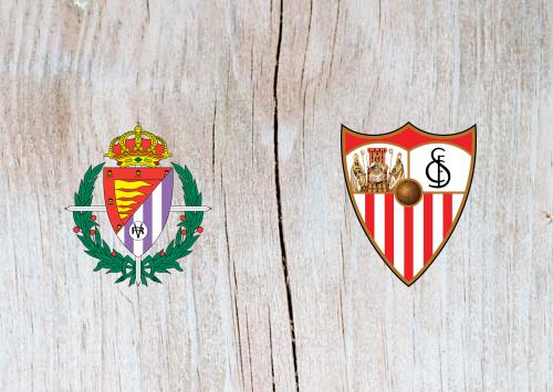 Real Valladolid vs Sevilla  - Highlights 7 April 2019
